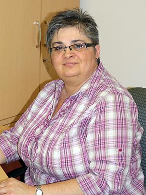 Gyürené Hegedűs Andrea főkönyvelő